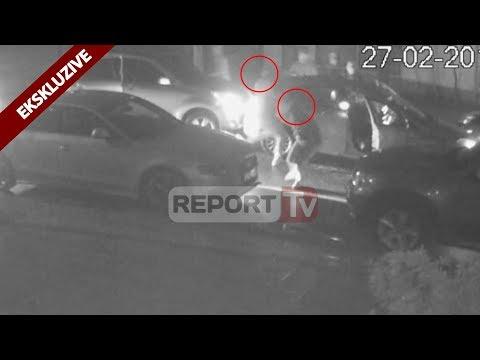 Report TV Ekskluzive, 7 persona qëllojnë me kallash e pistoleta, 3 të plagosur në Vlorë