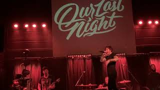 Download lagu Our Last Night Humble Cover Live In St Louis MP3