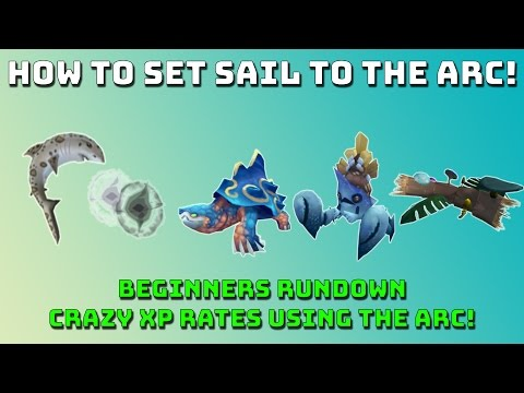 Beginner Arc Guide [Runescape 3] Setting Sail to the Arc! - Insane xp!