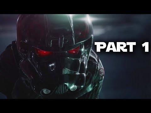 Star Wars Battlefront 2 Gameplay Walkthrough Part 1 - ENDOR (Single Player Campaign) Full Game