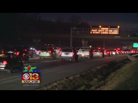 Holiday Travel Causing Headaches For Some Maryland Commuters
