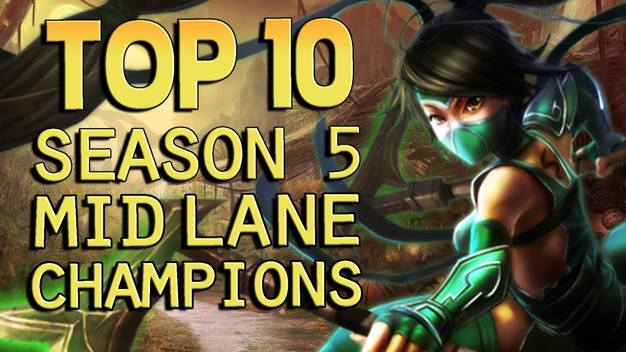 Best champion to learn the Mid Lane? - League of Legends ...