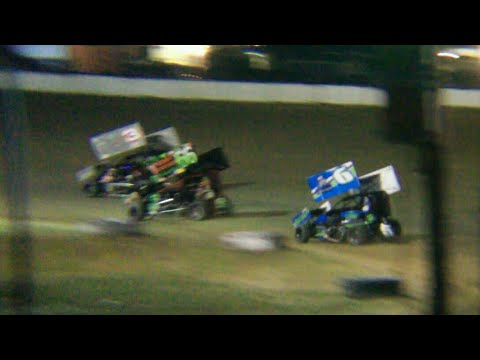 NORTH FLORIDA SPEEDWAY OUTLAW MICRO SPRINTS NIGHT#1  11*23*18