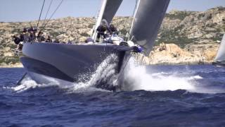 Loro Piana Superyacht Regatta 2014 Day 2