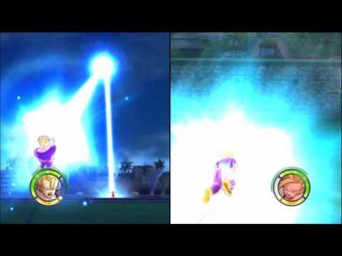 Dragonball Raging Blast 2 Reflection Kamehameha