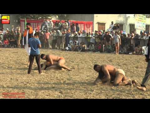 SALOUDI SINGHAN DI (Khanna) ||  WRESTLING MEET-2015 (SHINJ MELA) || Full HD || Part 2nd.