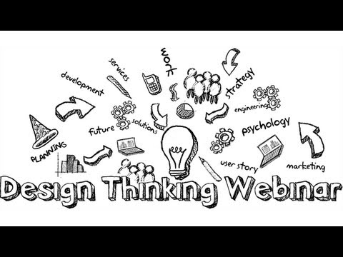 Design Thinking Webinar -- An Approach for Fighting Complexity in Product Development Cycles