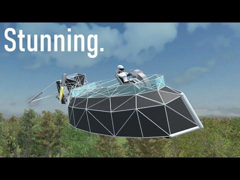 """Making a """"Hovercraft"""" in Dream Car Builder"""