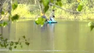 Видео с моего телефона:Рыбалка во время разлива ерика Верблюд в Волгоградской обл.(видео, добавленное с мобильного телефона., 2013-06-17T16:47:12.000Z)