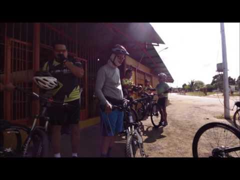 Ciclo Paseo al Zamuro Cachapa y Queso e mano Maturin 21/02/16