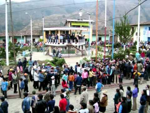 Fiesta Patronal del Distrito de Pampas