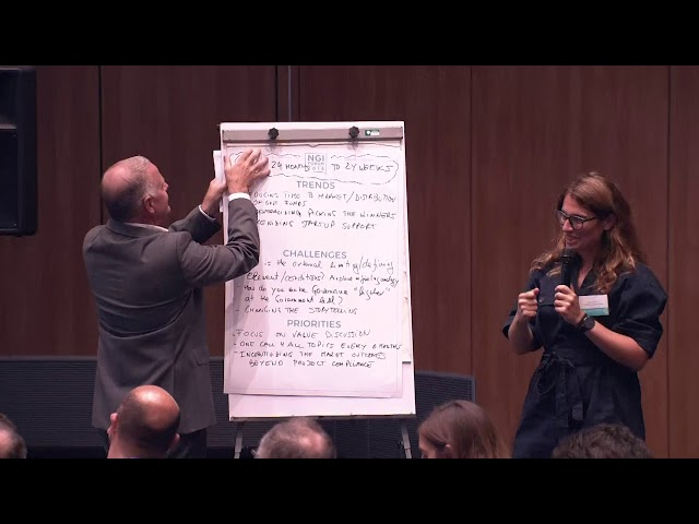 NGI Forum 2018 - Wrap-up from group sessions
