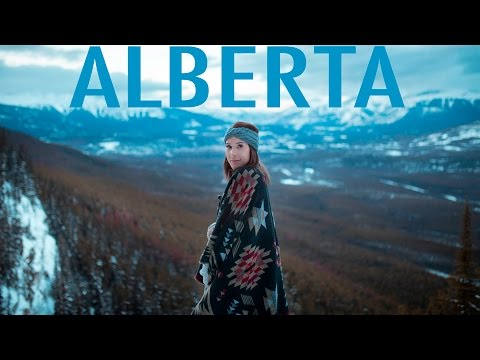 HOW TO TRAVEL ALBERTA