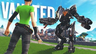 THIS IS WHY FORTNITE VAULTED THE MECH
