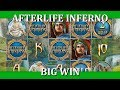 BIG WIN - AFTERLIFE INFERNO - PARADISE FREE SPINS