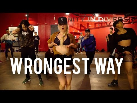 Thumbnail: SONNY - Wrongest Way | Choreography by @NikaKljun