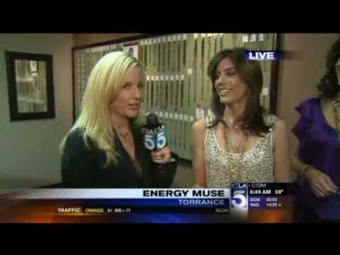 KTLA Morning News - Energy Muse Jewelry Torrance CA