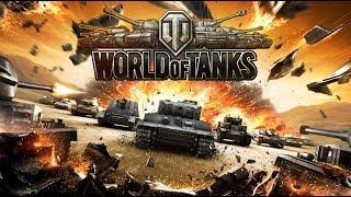 WORLD OF TANKS - Unas partidas