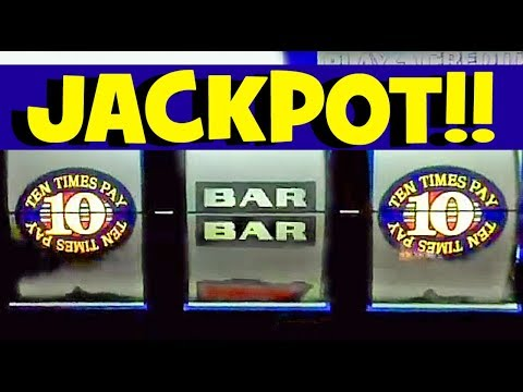 ten times pay slot machine videos of winners