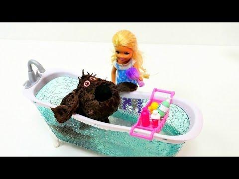 Spielspaß mit Barbie - Die Familie bekommt Zuwachs