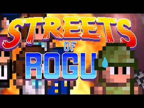 SOLDIER TROUBLE! | Streets of rogue part 6 |