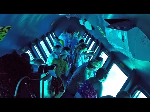Погружение на подводной лодке Seascope Submarine