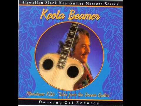 "Keola Beamer - E Ku'u Morning Dew from his album Moe'uhane Kika - ""Tales From the Dream Guitar"""