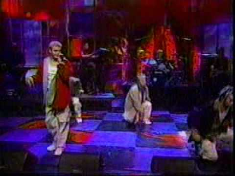 NSYNC - Tearin' Up My Heart LIVE