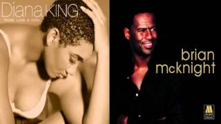 Brian McKnight .. Diana king - When We Were Kings