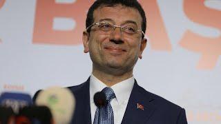 Ekrem İmamoğlu seçim sonrası euronews'e konuştu: Her dönemin bir sonu vardır