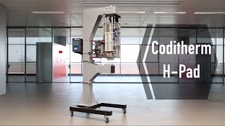 EIDOS Coditherm H PAD | Variable data print on recess areas