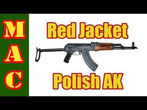 Review: Red Jacket Polish AK