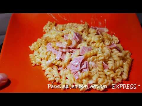 pâtes-au-jambon-express-pour-instant-pot,-mealthy-multipot,-cookeo,-starfrit,-...