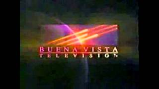 Walt Disney Television & Buena Vista Television Logos History