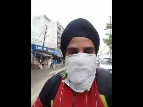 Brave sikh give msg to Pakistan  who think Sikh want khalistan