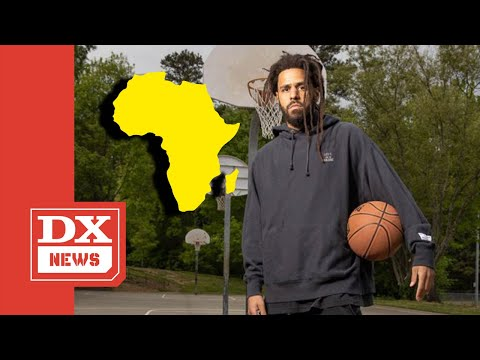 J.Cole Signs Deal With Rwandan Basketball Team In Professional African League