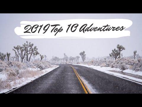Our 10 Best California Adventures in 2019