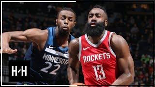 connectYoutube - Houston Rockets vs Minnesota Timberwolves - Highlights | March 18, 2018 | 2017-18 NBA Season