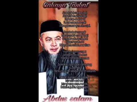 Abdussalam-  cahaya taubat (lagu+nasheed)