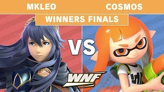 WNF 3.13 - MkLeo (Lucina) VS Cosmos (Inkling) Winners Finals - Smash Ultimate