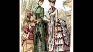 Fashion during the victorian era