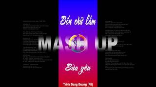 Mash Up Bốn chữ Lắm - Bùa Yêu | COVER by Pii - ATE band of TQTs