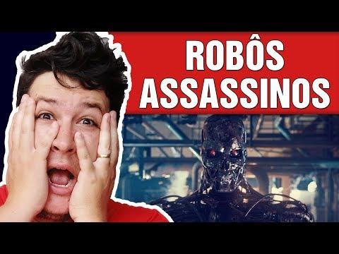 Elon Musk e + 100 Enviam Carta para ONU Sobre Riscos de 'Robôs Assassinos'! (#490 - N.Assombrada)
