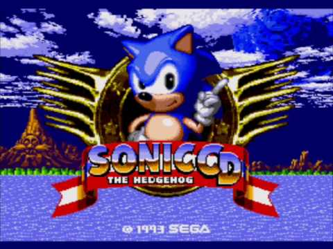 Sonic CD (USA) Music: Tidal Tempest Zone (Present)