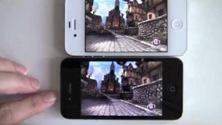 iPhone 4S - performances