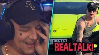 Polizeikontrolle mit dem Lambo! 😱 Lamborghini Erfahrungen | MontanaBlack Realtalk