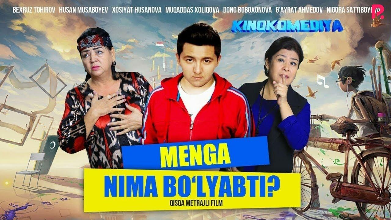 Menga nima bo'lyapti (qisqa metrajli film) | Менга нима булаяпти (киска метражли фильм)