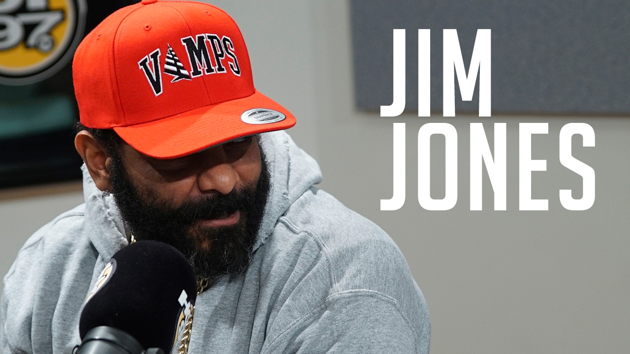 Jim Jones & Axel Leon Freestyle on Flex