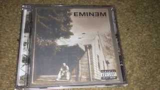 Baixar Unboxing Eminem - The Marshall Mathers LP