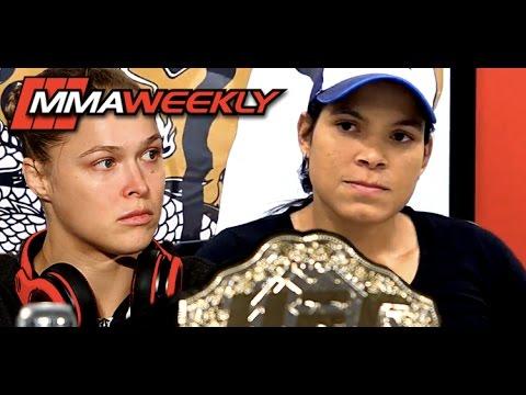 Amanda Nunes Thinks Ronda Rousey Made a Mistake